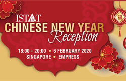 Register for the ISTAT Chinese New Year Reception