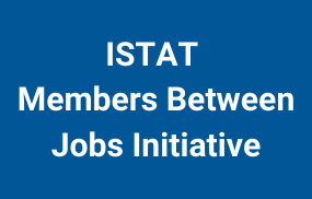 Expansion of ISTAT's Members Between Jobs Initiative
