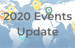ISTAT 2020 Events Update