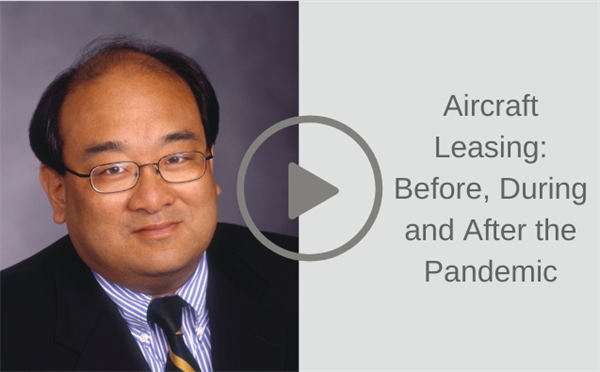 ISTAT Learning Lab: Aircraft Leasing: Before, During and After the Pandemic